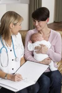 Sundhedsplejeske (Foto: colourbox.dk)