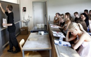 Diplomuddannelse (Foto: b.dk)